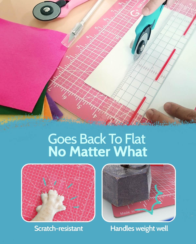 cutting mat crafts 12x18