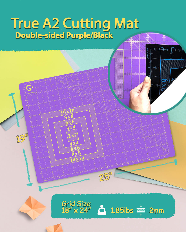 self healing cutting mat 18x24 for sewing