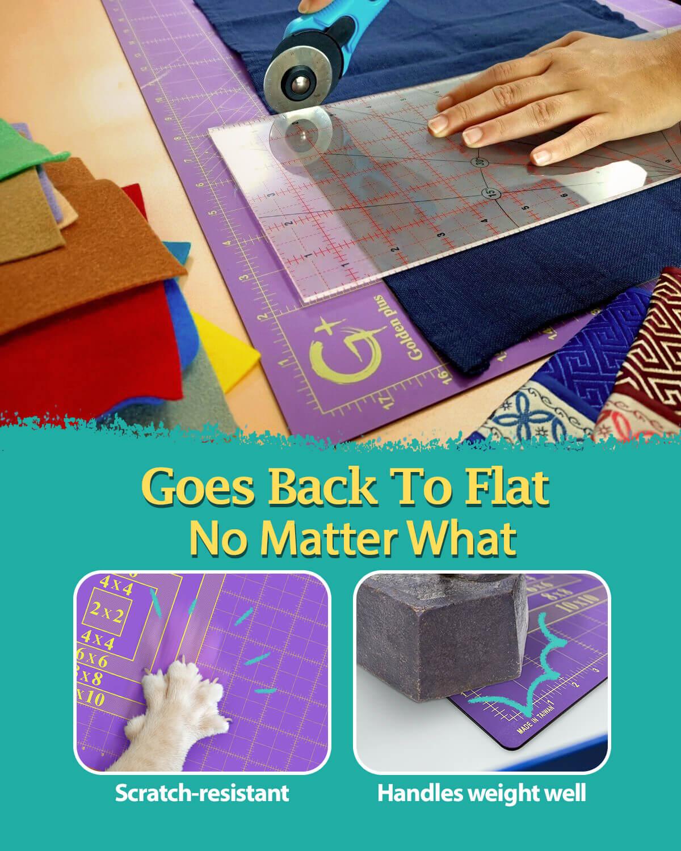 self healing cutting mat 9x12 crafts