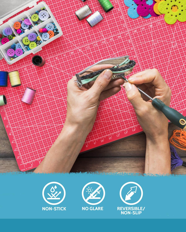 best 12x18 quilters cutting mat