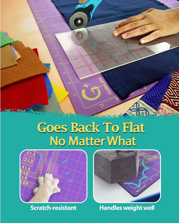 best self healing cutting mat 24x36 for quilting